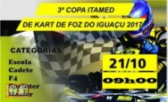 Foto do Evento: 4ª Etapa da  Copa  Itamed de Kart no ADRENA KART